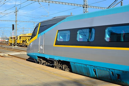 Nikon D610 - vlak IV