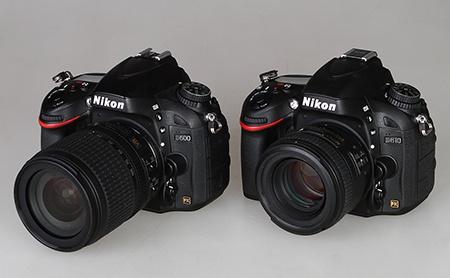 Nikon D600 a D610 v testu
