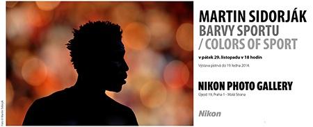 Martin Sidorjáka – Barvy sportu v Nikon Photo Gallery