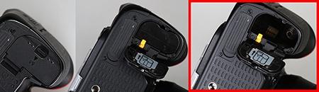 Nikon D600 - baterie