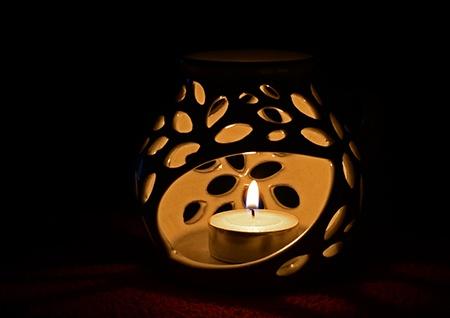 svíčka III