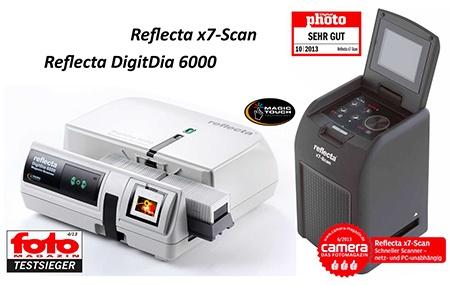 Reflecta DigitDia 6000 a x7-Scan