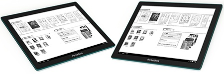 E Ink Fina: displej EPD v PocketBook CAD Reader