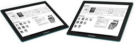 E Ink Fina: displej EPD v PocketBook CAD Reader