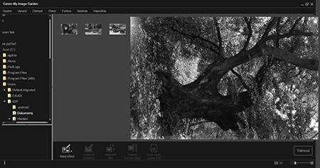 Canon My ImageGarden