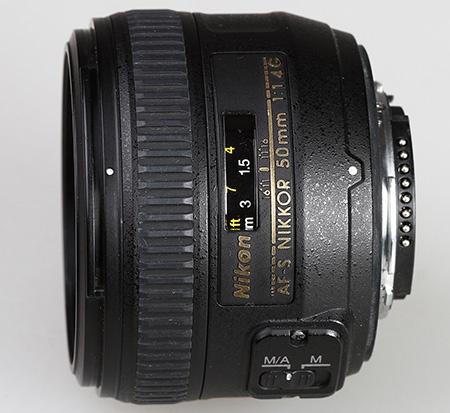 Nikon AF-S Nikkor 50 mm 1:1,4G v testu