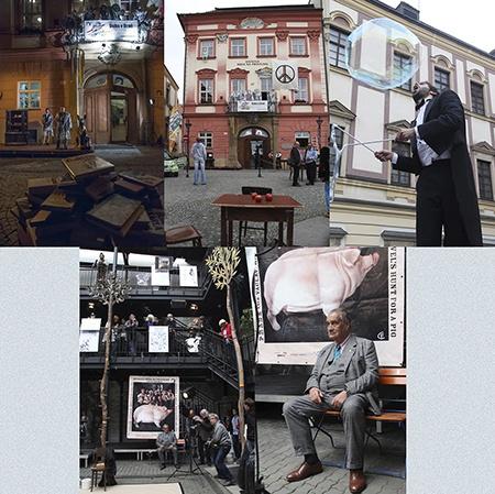 Spolupráce s Divadlem Husa na provázku: ohlédnutí i pohled vpřed