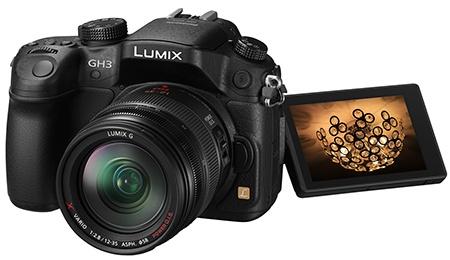 Panasonic Lumix DMC-GH3 v testu